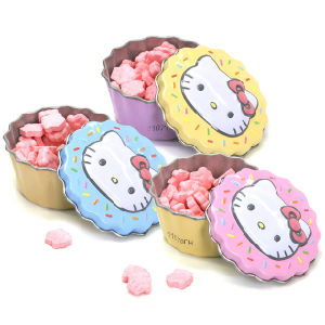 Cake Shape Tin Metal Box of Mints pictures & photos