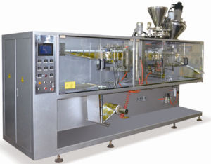 2016 Hot Sale Sachet Coffee and Suguar Horizontal Packing Machine pictures & photos