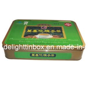 Rectangular Tin/Metal Can/Box (DL-RT-0226)