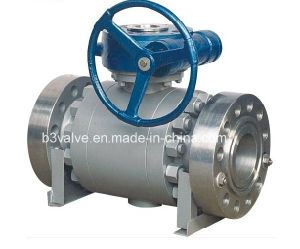 3 Piece Body Forged Steel Ball Valve