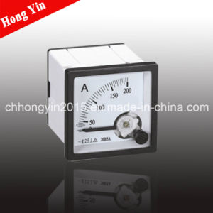 48*48 Panel AC Ammeter Ndicating Needle Ammeter pictures & photos