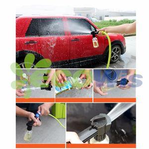 Spray Nozzle Car Wash Water Gun Foam Dispenser pictures & photos