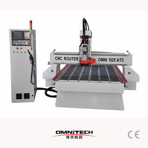 Automatic Tool Change CNC Router for 3D Furniture Sculpture pictures & photos