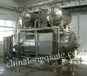 Lateral Spray Hot Water Retort pictures & photos