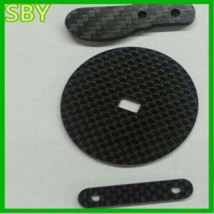 CNC Precision Machine Parts of Carbon Fiber Spacer (P007)