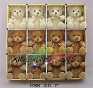 Plush Teddy Bear, Plush and Stuffed Toy Teddy Bear