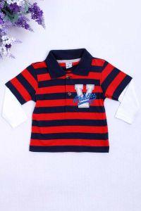 Summer Boys Polo Shirt 100%Cotton Children Clothes