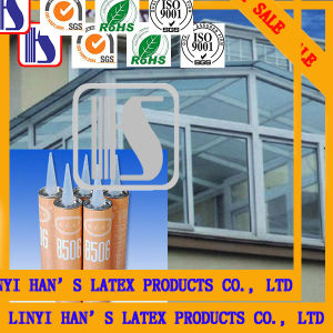 Han′s Weather-Proof Glass Silicone Sealant