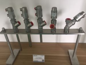 Dn15 Pneumatic Stainless Steel Filling Valve G3-a/B/C/D pictures & photos