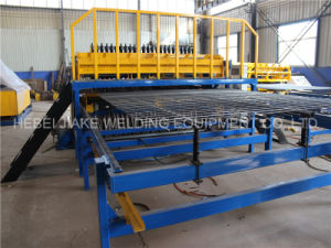 Deformed Concrete Reinforcement Mesh Welding Machine pictures & photos
