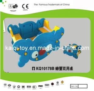 Kaiqi Children′s Plastic Train Toy (KQ10178B) pictures & photos