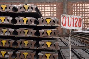 Crane Rail Steel Rail Heavy Rail (QU120)