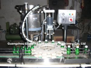 Automatic Rotary Capping Machine for Various Threaded Caps pictures & photos