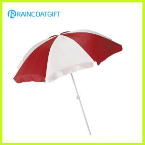 1.8m X 8 Pannels Windproof Beach Umbrella pictures & photos