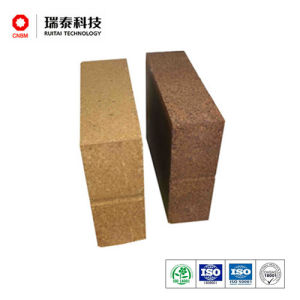 Outstanding Thermal Shock Resistance Standard Grade Magnesia Hercynite Brick pictures & photos