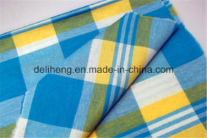 Eyecatching Wholesale Cheap 100% Cotton Yarn Dyed Checks Fabric pictures & photos
