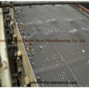 Spring Steel Vibrating Screen Mesh for Mining pictures & photos