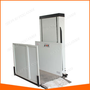 Wheelchair Lift for Old, Disabled, Public Lift Table, Hospital pictures & photos