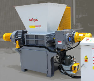 Two Shaft Shredder M800t pictures & photos