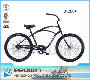 """26"""" China Steel Frame Beach Cruiser Bike (B-2604)"""