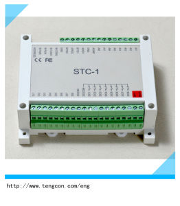 Modbus RTU I/O Module Tengcon Stc-1 Pulse Input RTU Module pictures & photos