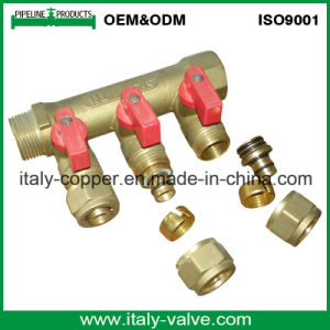 OEM Quality Brass Forged Ball Manifold Valve (AV9062) pictures & photos