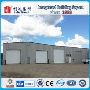 Hot Galvanized Low Price Steel Structure Warehouse pictures & photos