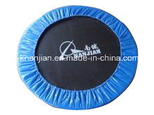 TUV Approved Round Bungee Bungee Trampoline with Safety Net pictures & photos