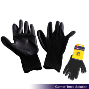 Black Nitrile Coated Wrok Glove