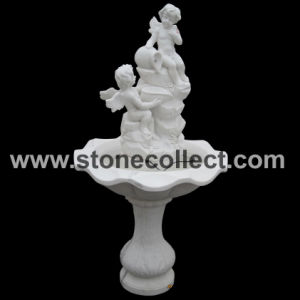 White Mable Fountain pictures & photos