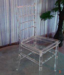 Acrylic Chiavari Dining Chair (CY072)