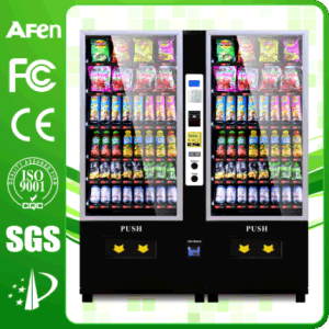China Made Hi-Tech Smart Hot Selling High Quality Mini Snack Vending Machine pictures & photos