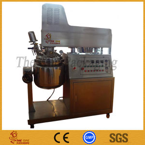 5L Cosmetics Cream Vacuum Emulsifying Mixer pictures & photos