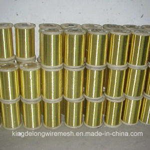Brass Wire for Weaving Cloth pictures & photos
