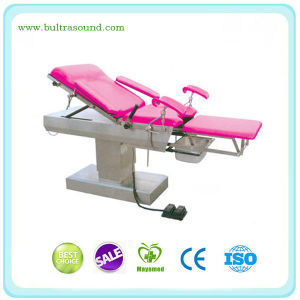 Electrical Gynecological Operating Table pictures & photos
