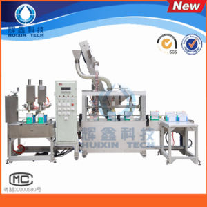 Filling Machine for Pesticide/Paint pictures & photos