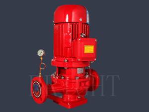 Xbd-Hl Vertical Tangent Fire Pump