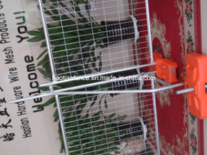 Welded Temp Fencing pictures & photos