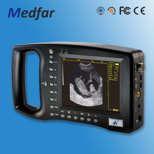 Handheld Compact Vet Ultrasound/Veterinary Products/ Diagnostic Equipment for Animal pictures & photos