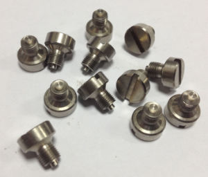 OEM CNC Machining Service Stainless Steel Auto Spare CNC Parts pictures & photos