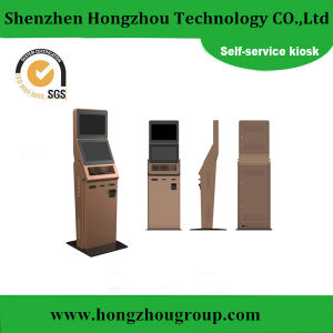 LCD Touch Screen Self Service Kiosk for Hotel Hall pictures & photos