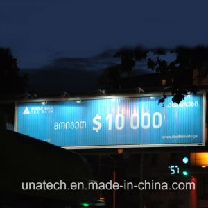 Outdoor Advertising Box Vinyl Aluminum LED Lamps Prisma Billboard pictures & photos