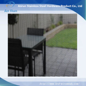Rust Resistance Black Poly Stainless Steel Security Window Screen pictures & photos