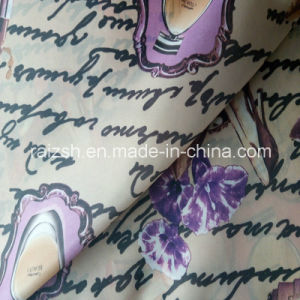 Taffeta Fabric with Printed Finish