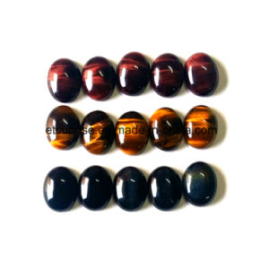 Semi Precious Stone Natural Crystal Gemstone Tiger Eye pictures & photos