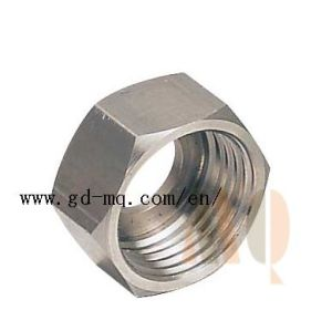 Aluminum CNC Machining Part for Spare Parts (MQ1035) pictures & photos