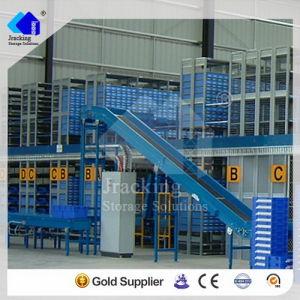 Heavy Duty Loading Storage Warehouse Mezzanine Floor