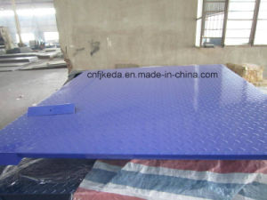 1.5X1.5m 3ton Floor Scale for Stock pictures & photos