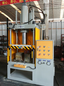 Y31 Four Columns Hydraulic Press for Stretching Metal Sheets pictures & photos