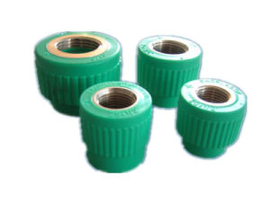 Plastic Fitting Mould-Adapter with Female Copper